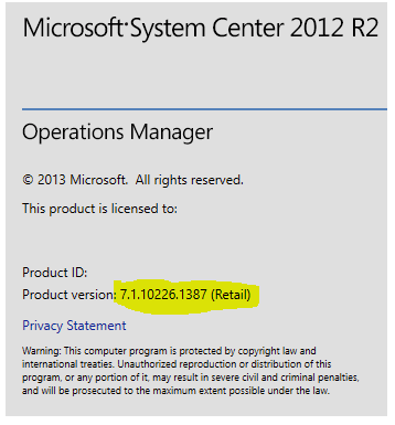 UR14 for SCOM 2012 R2 – Step by Step - Kevin Holman's Blog
