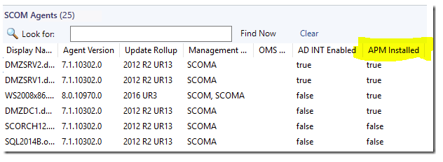 Reinstalling your SCOM agents with the NOAPM switch - Kevin