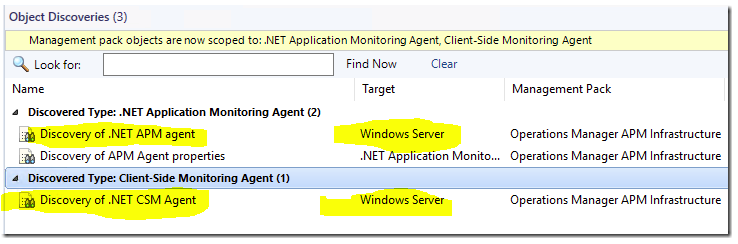 Reinstalling your SCOM agents with the NOAPM switch - Kevin Holman's