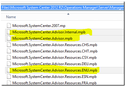 How to remove OMS and Advisor management packs - Kevin