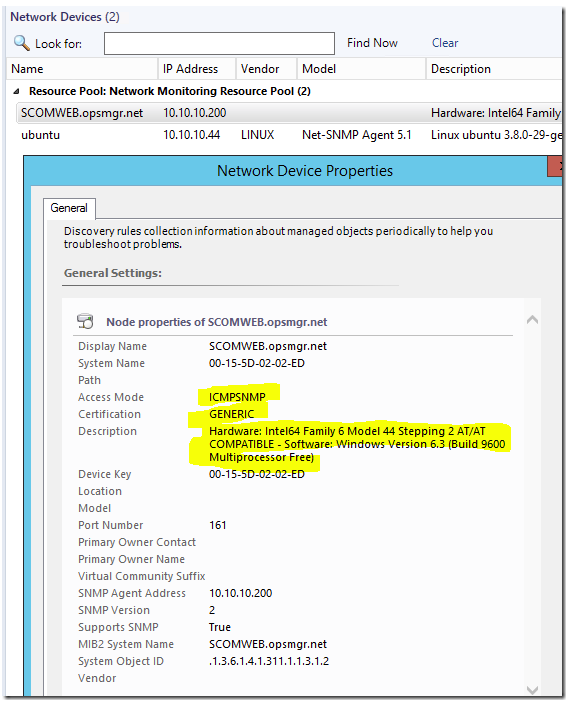 How to discover a Windows Computer as a Network Device in