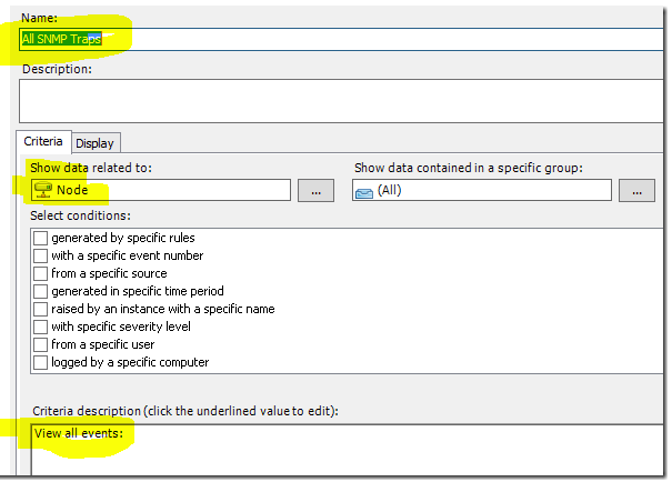 SNMP Trap monitoring with SCOM 2012 R2 - Kevin Holman's Blog