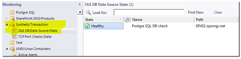OpsMgr: How to monitor non-Microsoft SQL databases in SCOM – an