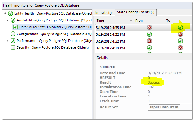 OpsMgr: How to monitor non-Microsoft SQL databases in SCOM