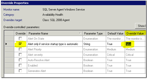 How to monitor SQL Agent jobs using the SQL Management Pack