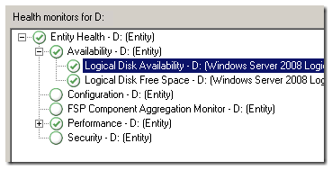 Logical Disk Availability is critical – what does this mean? - Kevin