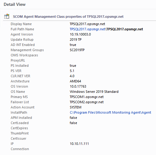 SCOM Management – MP – Making a SCOM Admin's life a little