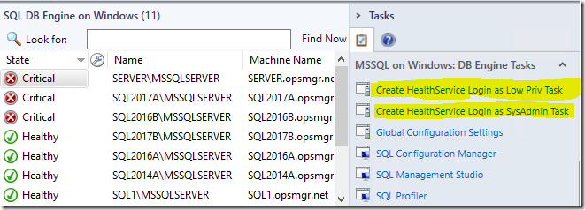 SQL MP Run As Accounts – NO LONGER REQUIRED - Kevin Holman's Blog